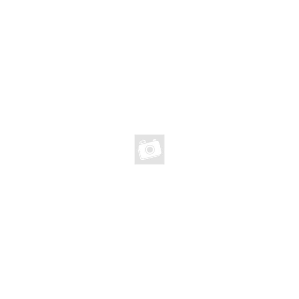 REBEL BLACK - Férfi póló - Slimfit szabás - Fekete