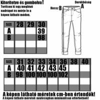 ORLEANS - Férfi farmer nadrág - Slimfit szabás - Strech anyag