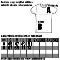 PREMIUM ROUGE - Férfi póló - Slimfit szabás