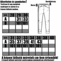 EASTON - Férfi farmer nadrág - Slimfit szabás - Kis méretezés